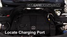 2014 Mercedes-Benz GLK350 4Matic 3.5L V6 Aire Acondicionado