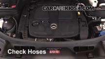 2014 Mercedes-Benz GLK350 4Matic 3.5L V6 Hoses