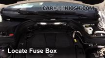 2014 Mercedes-Benz GLK350 4Matic 3.5L V6 Fusible (motor)