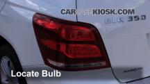 2014 Mercedes-Benz GLK350 4Matic 3.5L V6 Luces