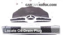 2014 Mercedes-Benz GLK350 4Matic 3.5L V6 Oil