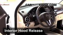 2014 Mercedes-Benz GLK350 4Matic 3.5L V6 Belts
