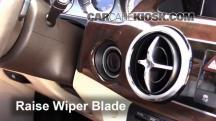 2014 Mercedes-Benz GLK350 4Matic 3.5L V6 Windshield Wiper Blade (Front)