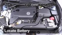2014 Nissan Altima S 2.5L 4 Cyl. Battery