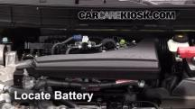 2014 Nissan Rogue SL 2.5L 4 Cyl. Battery