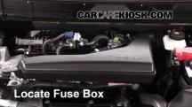 2014 Nissan Rogue SL 2.5L 4 Cyl. Fusible (motor)