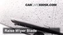 2014 Nissan Rogue SL 2.5L 4 Cyl. Windshield Wiper Blade (Rear)