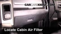 2014 Ram 1500 Big Horn 3.6L V6 FlexFuel Crew Cab Pickup Air Filter (Cabin)