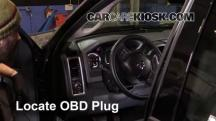 2014 Ram 1500 Big Horn 3.6L V6 FlexFuel Crew Cab Pickup Check Engine Light