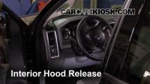 2014 Ram 1500 Big Horn 3.6L V6 FlexFuel Crew Cab Pickup Belts
