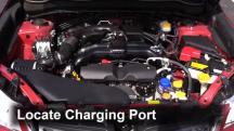 2014 Subaru Forester 2.5i Premium 2.5L 4 Cyl. Wagon (4 Door) Aire Acondicionado