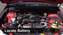 2014 Subaru Forester 2.5i Premium 2.5L 4 Cyl. Wagon (4 Door) Batería