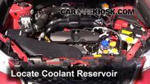 2014 Subaru Forester 2.5i Premium 2.5L 4 Cyl. Wagon (4 Door) Pérdidas de líquido