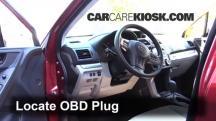 2014 Subaru Forester 2.5i Premium 2.5L 4 Cyl. Wagon (4 Door) Compruebe la luz del motor