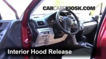 2014 Subaru Forester 2.5i Premium 2.5L 4 Cyl. Wagon (4 Door) Capó