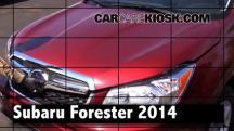2014 Subaru Forester 2.5i Premium 2.5L 4 Cyl. Wagon (4 Door) Review