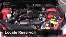 2014 Subaru Forester 2.5i Premium 2.5L 4 Cyl. Wagon (4 Door) Líquido limpiaparabrisas