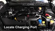 2014 Subaru XV Crosstrek Limited 2.0L 4 Cyl. Air Conditioner
