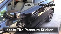 2014 Subaru XV Crosstrek Limited 2.0L 4 Cyl. Neumáticos y ruedas