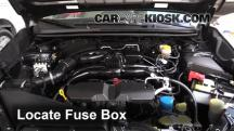 2014 Subaru XV Crosstrek Limited 2.0L 4 Cyl. Fuse (Engine)