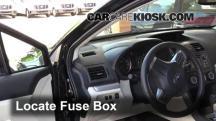 2014 Subaru XV Crosstrek Limited 2.0L 4 Cyl. Fusible (interior)