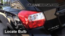 2014 Subaru XV Crosstrek Limited 2.0L 4 Cyl. Lights
