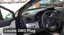 2014 Subaru XV Crosstrek Limited 2.0L 4 Cyl. Check Engine Light