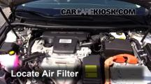 2014 Toyota Avalon Hybrid XLE 2.5L 4 Cyl. Air Filter (Engine)