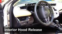 2014 Toyota Avalon Hybrid XLE 2.5L 4 Cyl. Capó