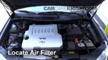 2014 Toyota Camry SE 3.5L V6 Filtro de aire (motor)