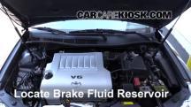 2014 Toyota Camry SE 3.5L V6 Brake Fluid