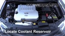 2014 Toyota Camry SE 3.5L V6 Pérdidas de líquido
