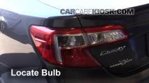 2014 Toyota Camry SE 3.5L V6 Luces