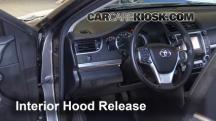 2014 Toyota Camry SE 3.5L V6 Belts