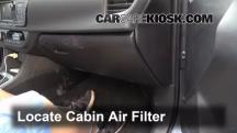 2014 Toyota Corolla S 1.8L 4 Cyl. Filtro de aire (interior)