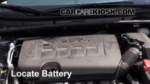 2014 Toyota Corolla S 1.8L 4 Cyl. Battery