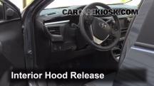 2014 Toyota Corolla S 1.8L 4 Cyl. Capó