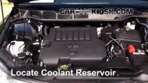 2014 Toyota Venza LE 3.5L V6 Pérdidas de líquido