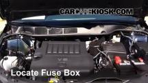 2014 Toyota Venza LE 3.5L V6 Fusible (motor)
