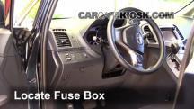 2014 Toyota Venza LE 3.5L V6 Fusible (interior)