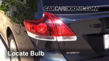 2014 Toyota Venza LE 3.5L V6 Luces