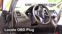 2014 Toyota Venza LE 3.5L V6 Compruebe la luz del motor