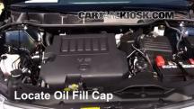 2014 Toyota Venza LE 3.5L V6 Aceite