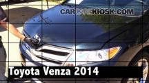 2014 Toyota Venza LE 3.5L V6 Review