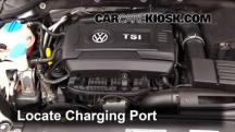 2014 Volkswagen Jetta SE 1.8L 4 Cyl. Turbo Sedan (4 Door) Air Conditioner