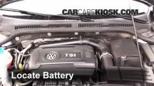 2014 Volkswagen Jetta SE 1.8L 4 Cyl. Turbo Sedan (4 Door) Battery