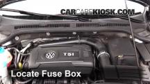 2014 Volkswagen Jetta SE 1.8L 4 Cyl. Turbo Sedan (4 Door) Fuse (Engine)