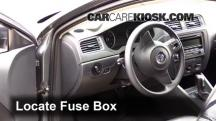2014 Volkswagen Jetta SE 1.8L 4 Cyl. Turbo Sedan (4 Door) Fuse (Interior)