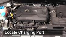 2014 Volkswagen Passat SEL Premium 1.8L 4 Cyl. Sedan (4 Door) Air Conditioner