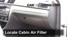 2014 Volkswagen Passat SEL Premium 1.8L 4 Cyl. Sedan (4 Door) Air Filter (Cabin)